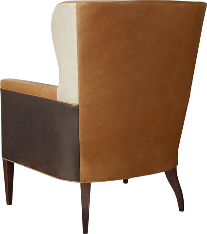Hickory Chair - Samuel Wing Chair - 6409-55