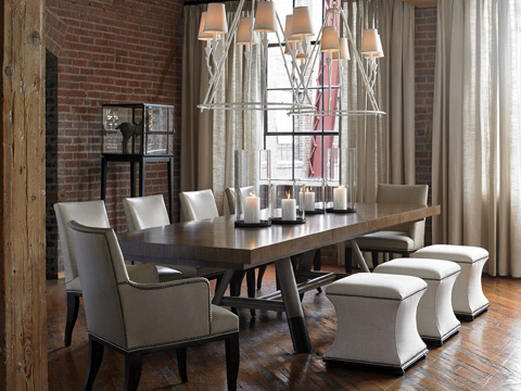 Hickory Chair - Handler Arm Chair - 129-01