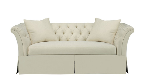Hickory Chair - Marquette Made To Measure Loveseat - 706-51-L