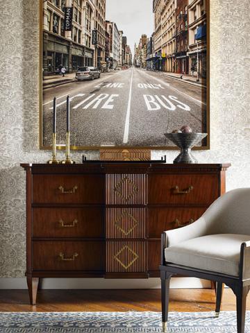 Hickory Chair - Warren Arm Chair - 5201-23