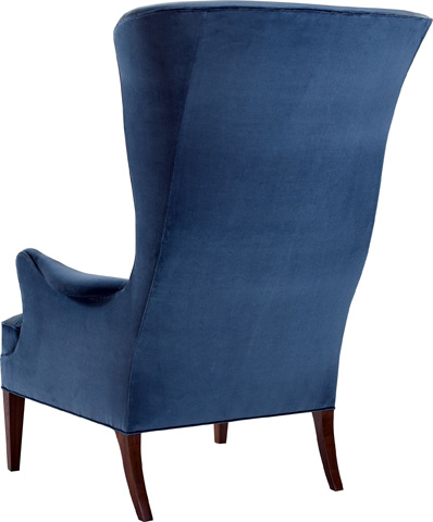 Hickory Chair - Bird Wing Chair - 8500-55