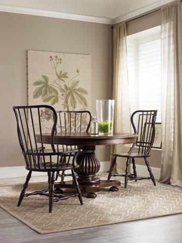 Hooker Furniture - Spindle Side Chair - 3005-75310