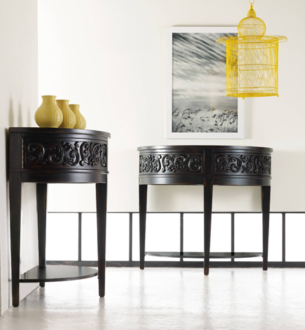 Hooker Furniture - Melange Damasque Demi Console - 638-85027