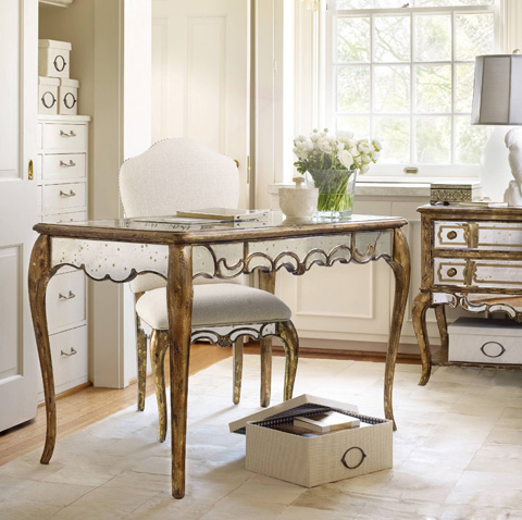 Hooker Furniture - Mirrored File Chest - 5199-10485