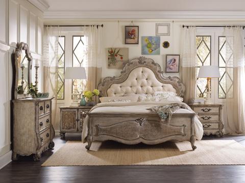 Hooker Furniture - Three Drawer Nightstand - 5350-90017