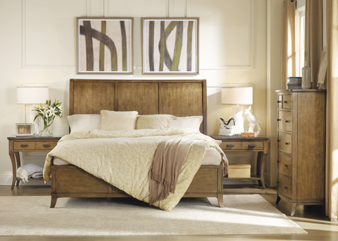 Hooker Furniture - Five Drawer Chest - 5339-90010