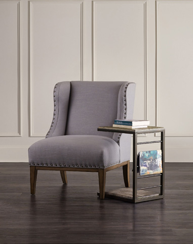 Hooker Furniture - Accent Table in Reclaimed Wood - 500-50-930