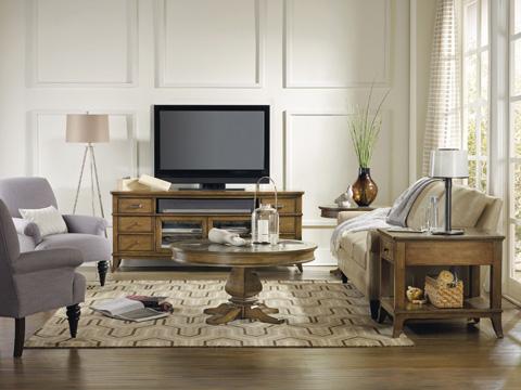 Hooker Furniture - Shelbourne Entertainment Center - 5339-55472