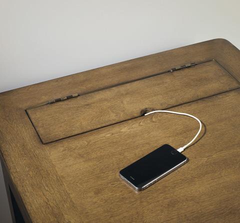Hooker Furniture - Shelbourne End Table - 5339-80113