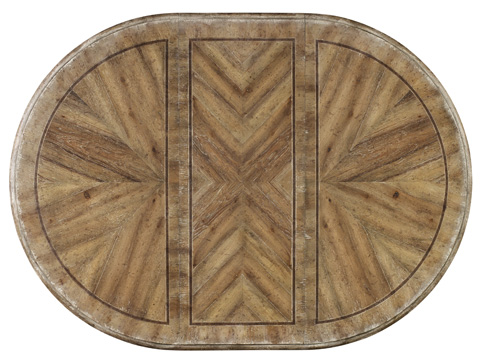 Hooker Furniture - Chatelet Round Dining Table - 5350-75203