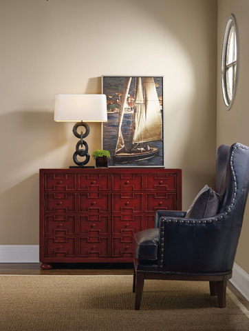 Hooker Furniture - Red Chest - 5358-85001