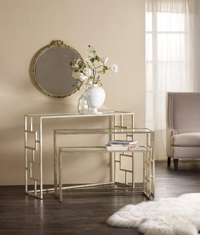 Hooker Furniture - Metal Nest of Tables - 500-50-939