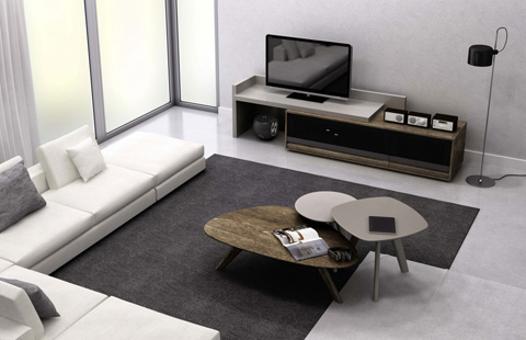 Huppe - Square Table - 004572