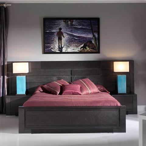 Hurtado - King Bed - 3KP546