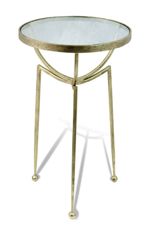 Interlude Home - Gemma Side Table - 125075