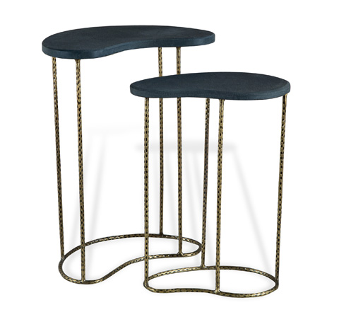 Interlude Home - Anton Side Table - 158006