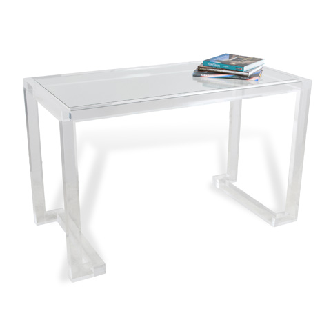 Image of Ava Acrylic Desk