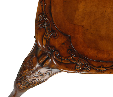 Jonathan Charles - French Provincial Dining Table - 492858