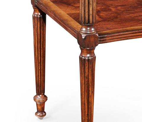 Jonathan Charles - Regency Style Bedside Table - 493923