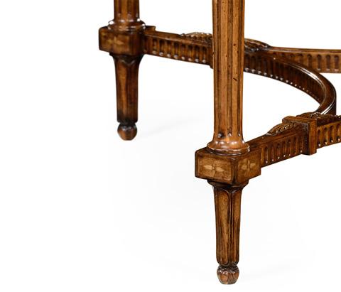 Jonathan Charles - Napoleon III Style Circular Centre Table - 495001