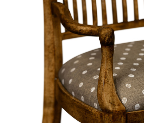 Jonathan Charles - Kilkenny Arm Chair - 530009-GFA-AC