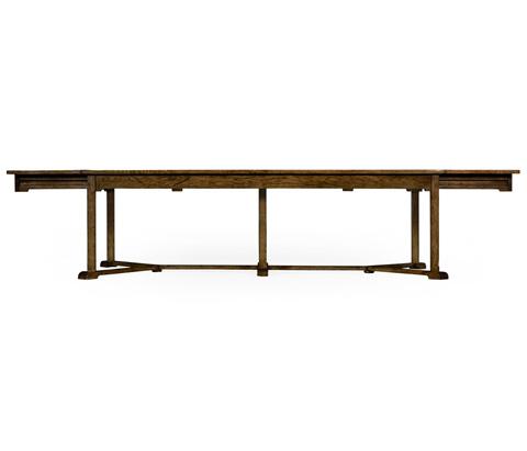 Jonathan Charles - Hawford Dining Table - 530041