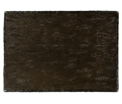 Jonathan Charles - Delamere Bronze Table - 530086