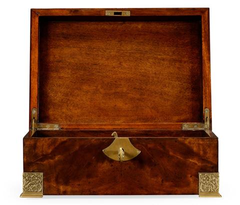 Jonathan Charles - Lockable Deeds Style Box - 492771