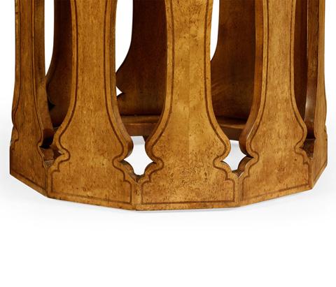 Jonathan Charles - Moorish Lamp Table - 494207-MB