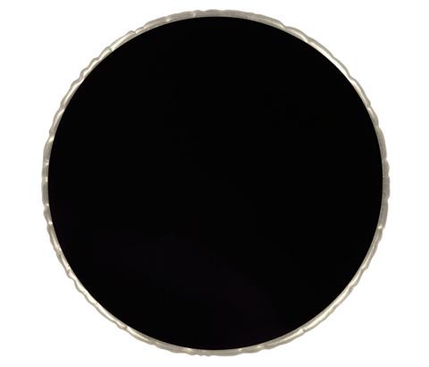 Jonathan Charles - Silver Lamp Table - 495370-SIL