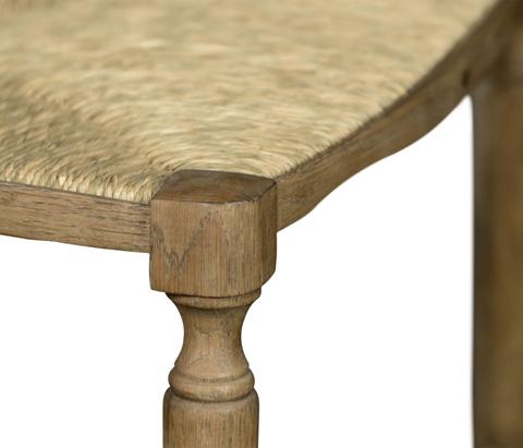 Jonathan Charles - Bodiam Side Chair - 530000-WO-SC