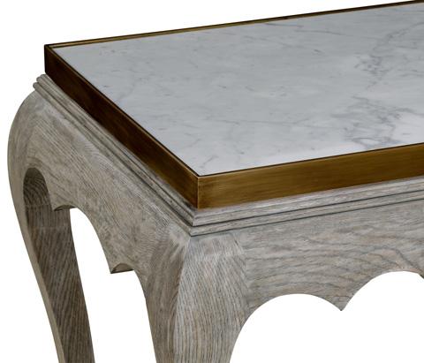 Jonathan Charles - Eden Console Table - 530011-GO