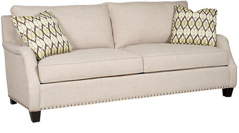 King Hickory - Santa Cruz Fabric Sofa - 3200