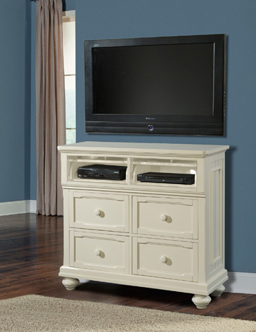 Klaussner Home Furnishings - Media Chest - 411-682 MCHES