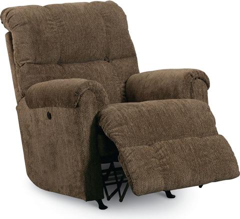 Lane Home Furnishings - Griffin Upholstered Rocker Recliner - 327-98