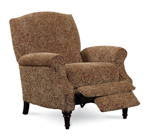 Lane Home Furnishings - Chloe Hi Leg Recliner - 2511