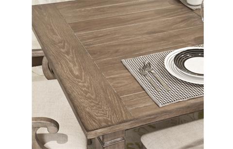 Legacy Classic Furniture - Brownstone Village Rectangular Leg Table - 2760-121