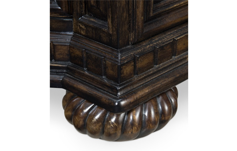 Legacy Classic Furniture - La Bella Vita California King Sleigh Bed - 4200-4307K