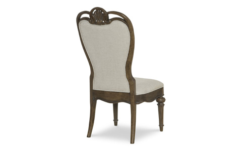 Legacy Classic Furniture - Upholstered Back Side Chair - 5500-240 KD