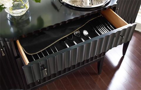 Legacy Classic Furniture - Credenza - 5641-151