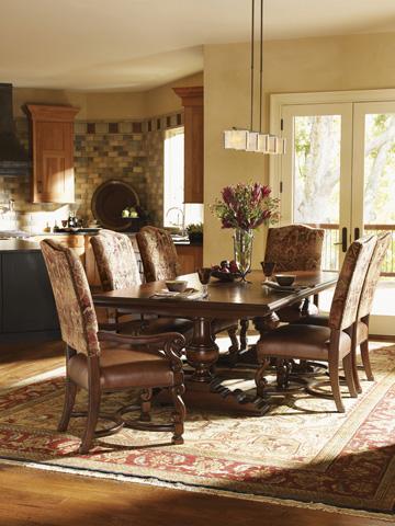 Lexington Home Brands - Aspen Side Chair - 455-880-01