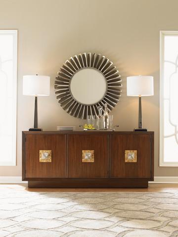 Lexington Home Brands - Fontaine Round Mirror - 458-201