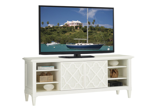Tommy Bahama - Warf Street Entertainment Console - 543-907