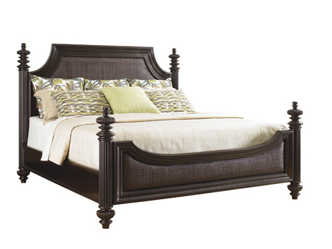 Tommy Bahama - Harbour Point Bed 6/6 King - 537-134C