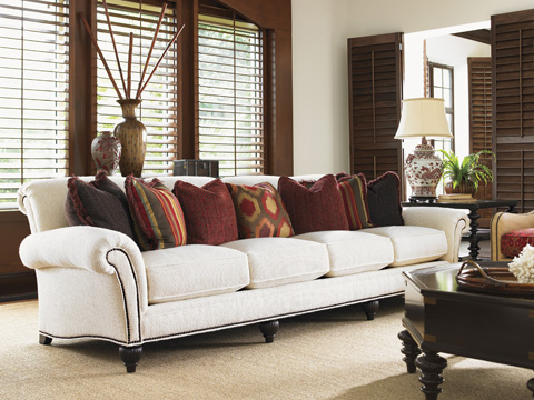 Tommy Bahama - Edgewater Extended Sofa - 7699-34