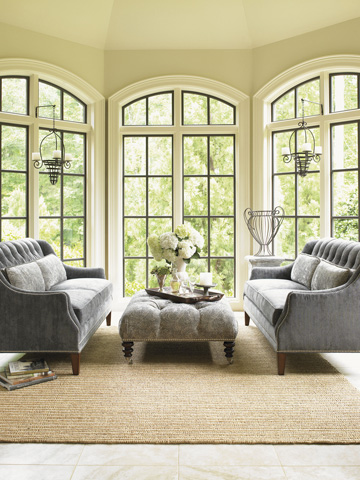 Lexington Home Brands - Sloane Tufted Settee - 7980-23