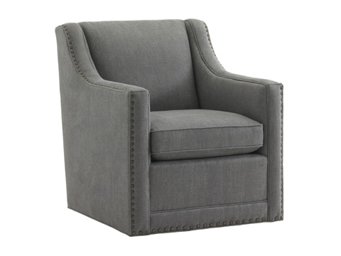 Lexington Home Brands - Barrier Swivel Chair - 7620-11SW