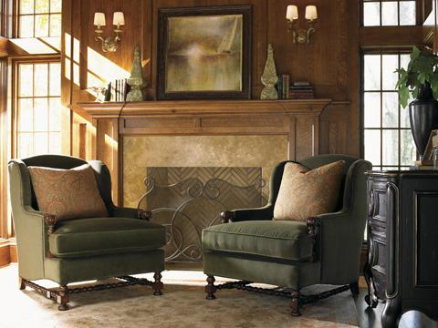 Lexington Home Brands - Bradbury Chair - 1538-11