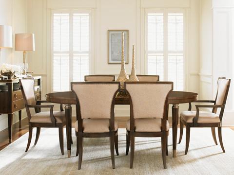 Lexington Home Brands - Seneca Upholstered Arm Chair - 706-883-01