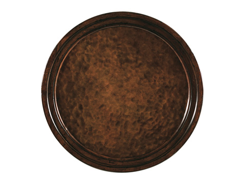Tommy Bahama - Harcourt Round Side Table - 552-952